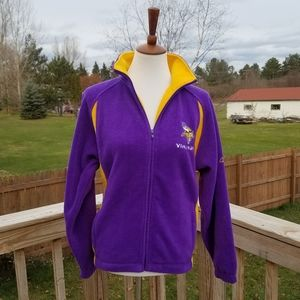 NFL Minnesota Vikings Fleece Jacket